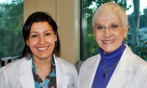 Image displaying Dr. Claudia Chica and Dr. Joya-Lynn Schoen - Health & Hope Institute