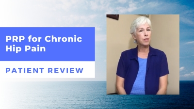 PRP for Chronic Hip Pain – Vilia's Patient Review