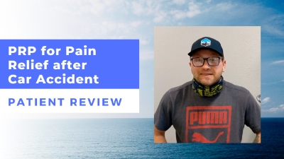 PRP for Pain Relief after Car Accident – Paul's Patient Review